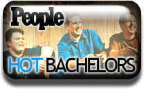 People Magazine Hot Bachelors Button